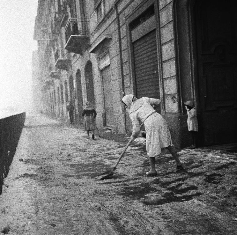 Virgilio Carnisio, Milano, Via Pepe 2, 1962