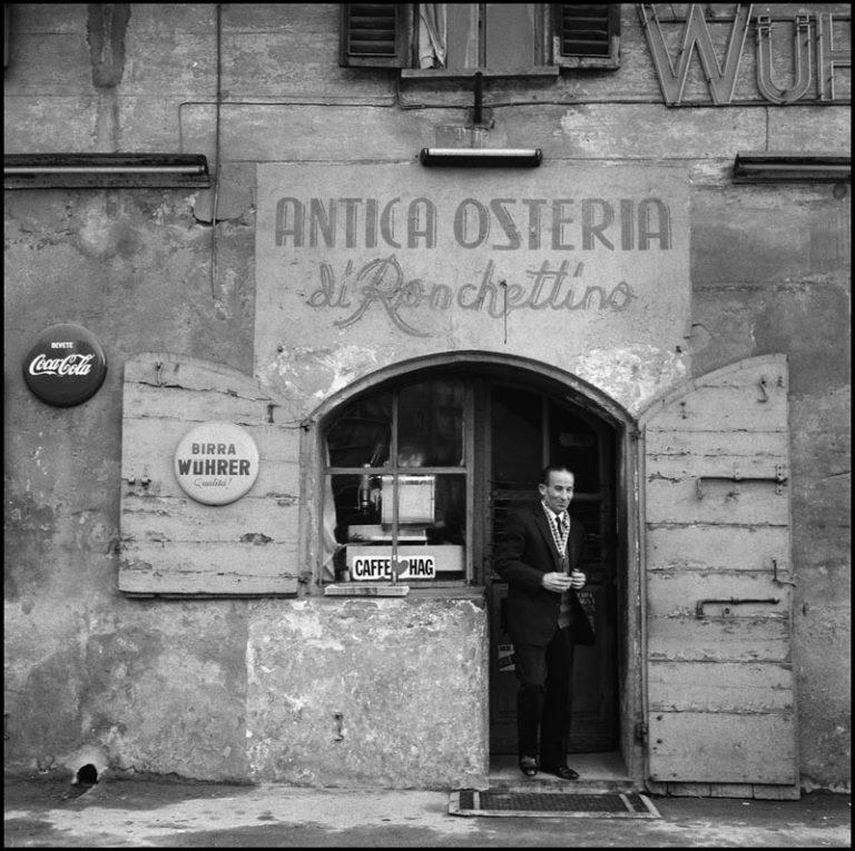 Virgilio Carnisio, Milano, Via dei Missaglia 139, 1970 - Italia Meravigliosa